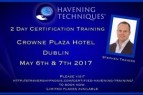 Certified Havening Techniques Training Dublin