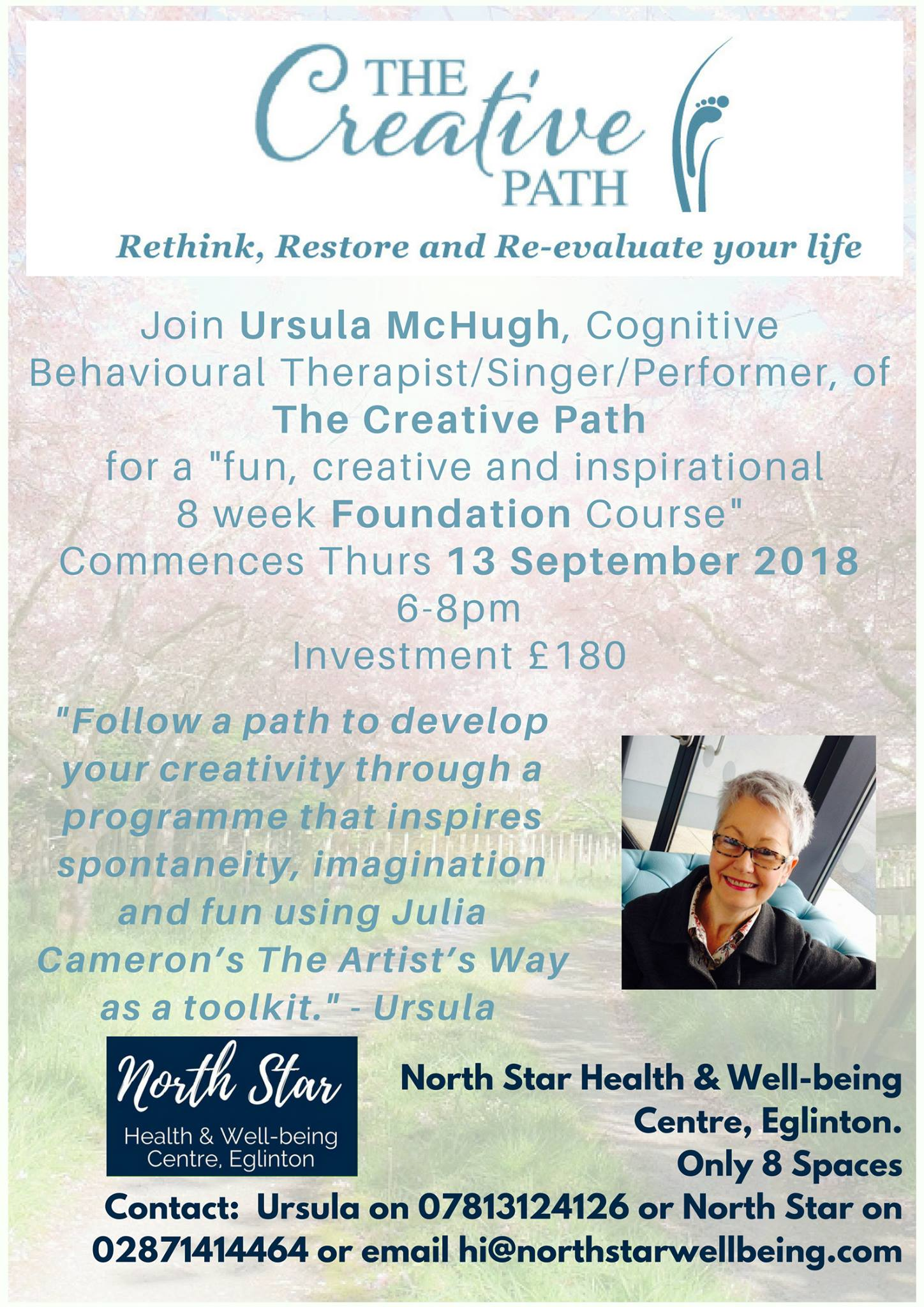 natural health events northern ireland