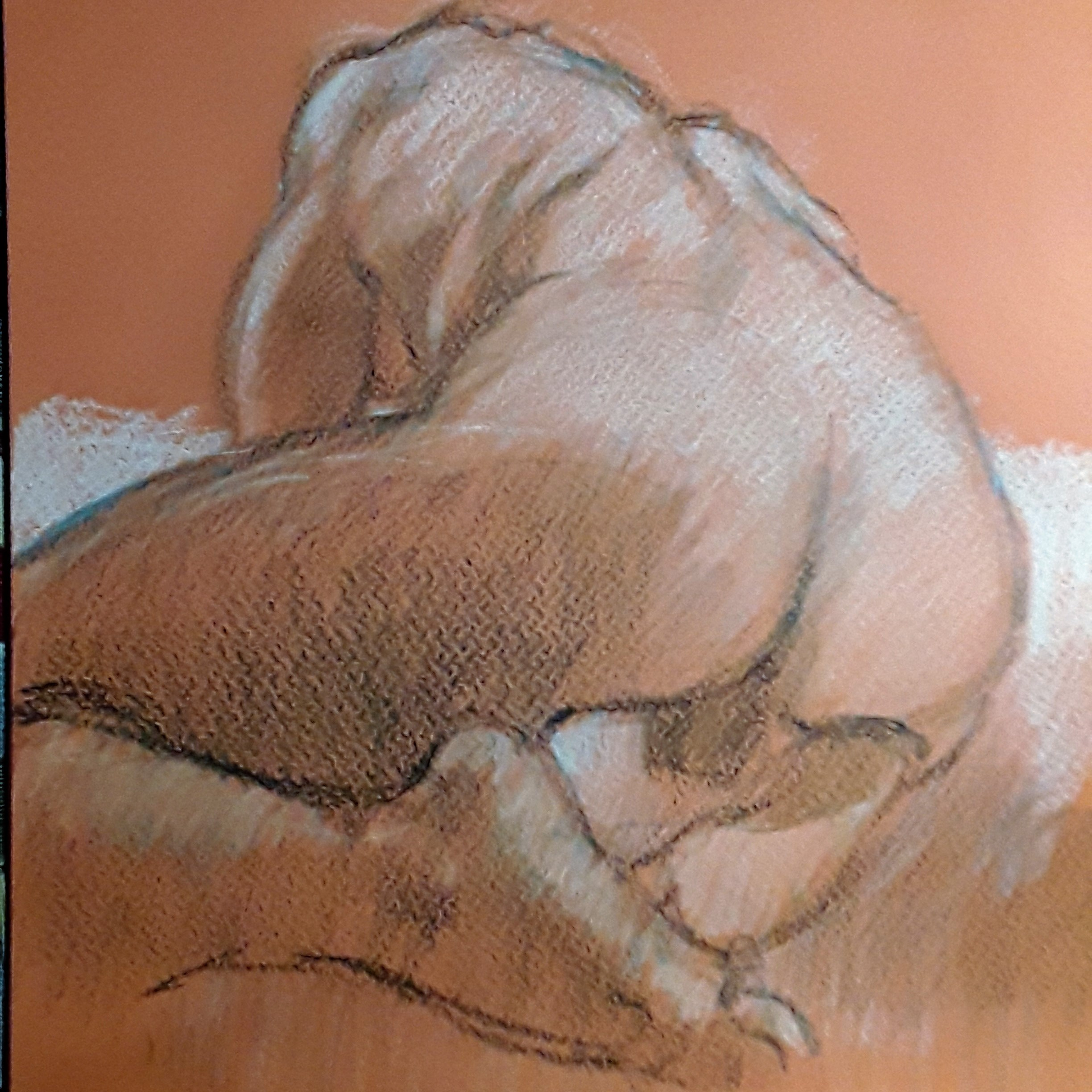 Maitri Studio, Belfast, John Rubery, art, drawing, first saturday group