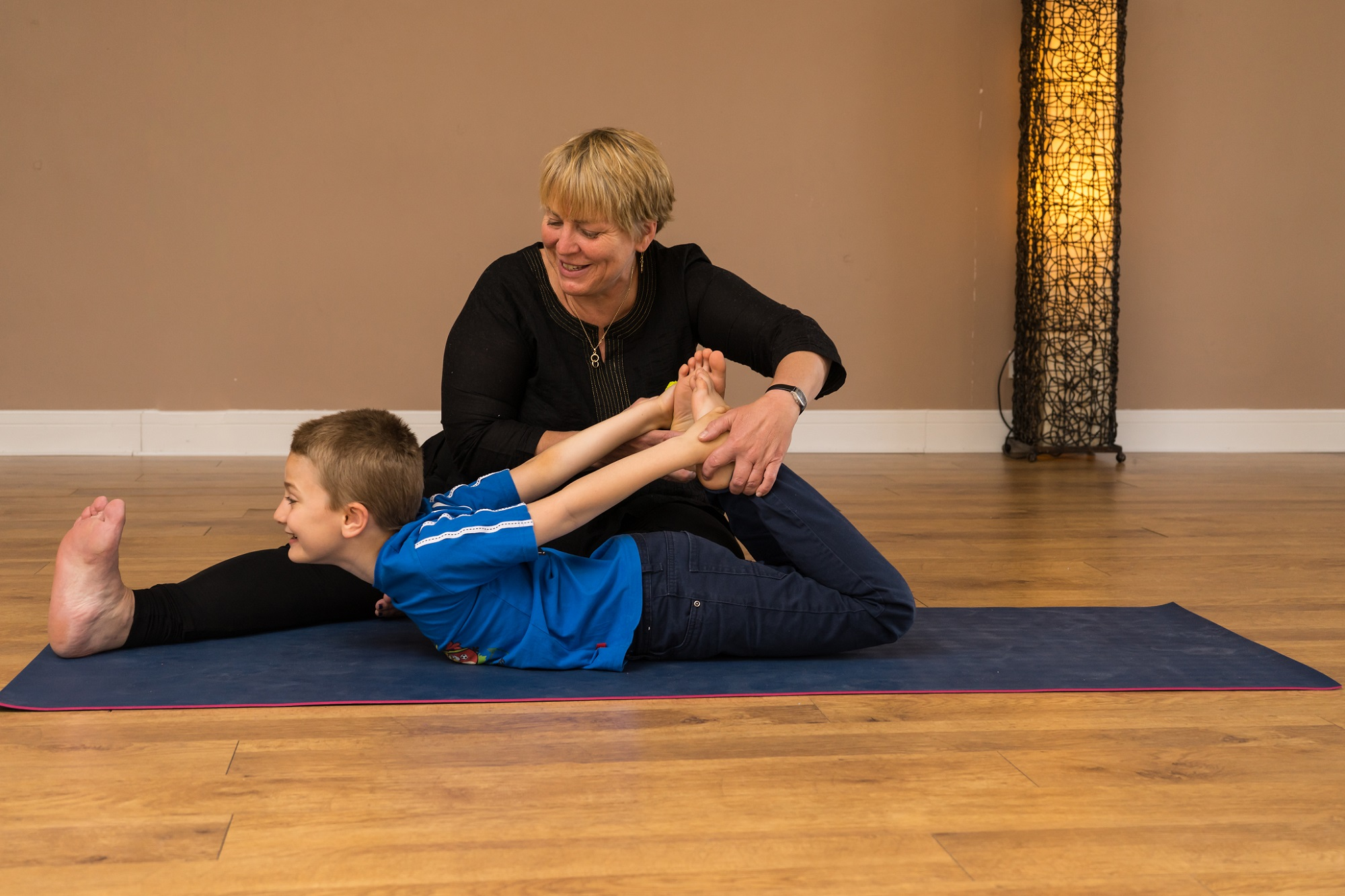 Maitri Studio, Belfast, Butterfly Yoga, Blanche Thompson, family yoga, Autism, ADHD