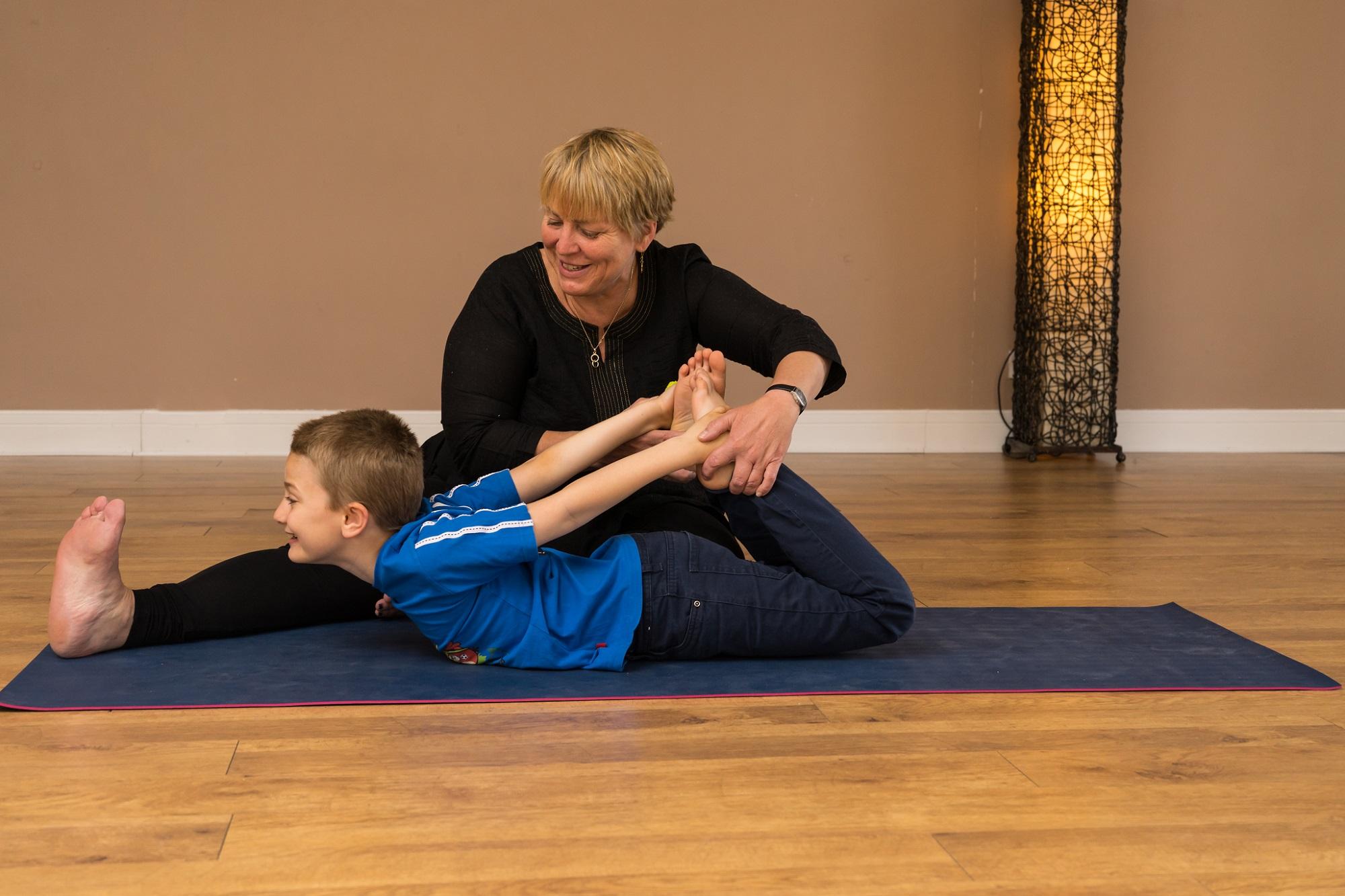 Maitri Studio, Belfast, Butterfly Yoga, Blanche Thompson, family yoga, Autism, ADHD