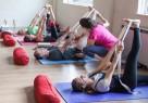 Claire Ferry, Maitri Studio, Belfast, Iyengar yoga