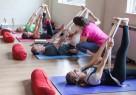 Maitri Studio Belfast, Louise Sarri, Iyengar yoga, beginners