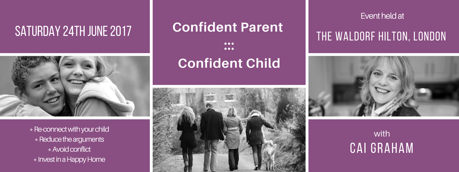Get the confidence to be the great parent you can be.