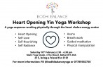 Maria Hogarty, Maitri Studio, Belfast, yin yoga