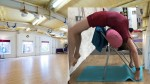 Maitri Studio, Belfast, Eileen Cameron, PD day, Iyengar yoga