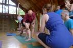 Maitri Studio, Belfast, Alaric Newcombe, Iyengar yoga, asana, pranayama