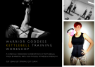 Maitri Studio, Belfast, Lisa Barwise, Warrior Godess kettlebell training
