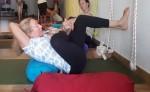 Aisling Guirke, Maitri Studio, Belfast, Iyengar Yoga