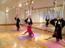 aerial yoga, Cocoon Yoga Belfast, Maitri Studio Belfast,