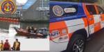 Community Rescue Service, yoga fundraiser, Claire Ferry, Maitri Studio, Belfast