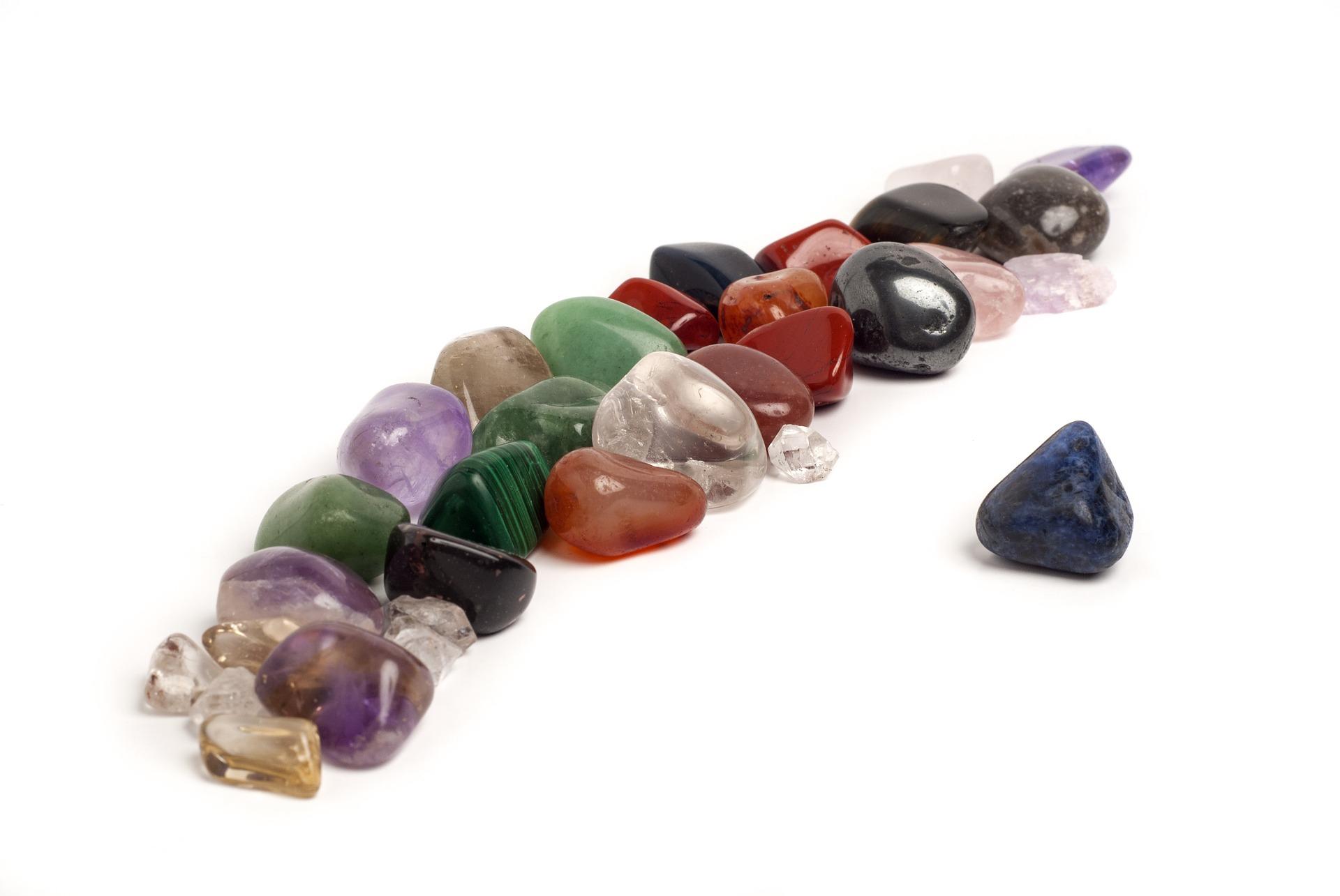 Crystals, Gemstones, Minerals, Crystal Healing