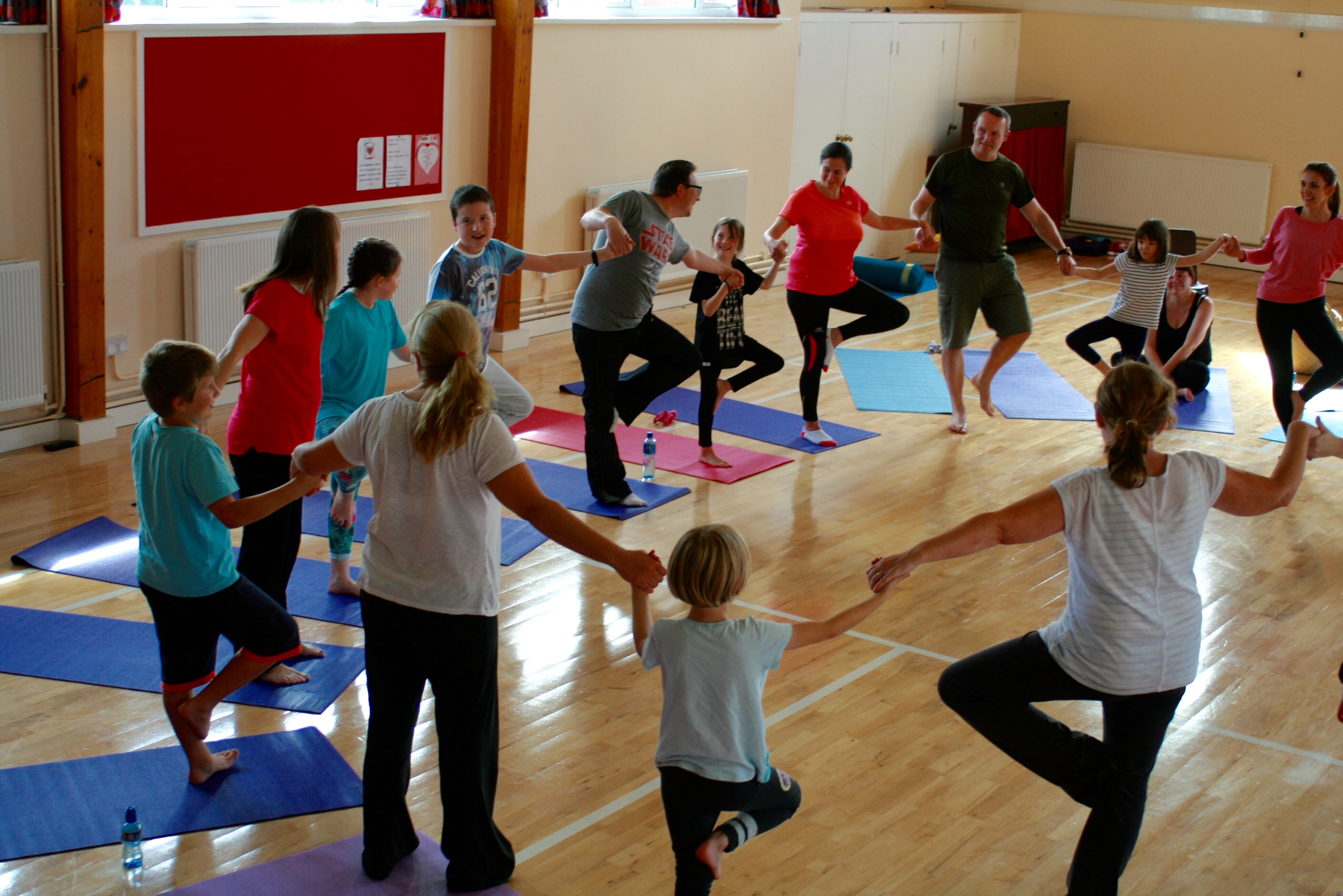 Maitri Studio, Belfast, Tory Campbell, Shine Special Yoga, free workshop, Belfast Council