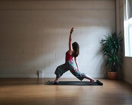 Maitri Studio, Belfast, yoga, vinyasa flow, Danielle McIlwaine, Green Yoga Danielle