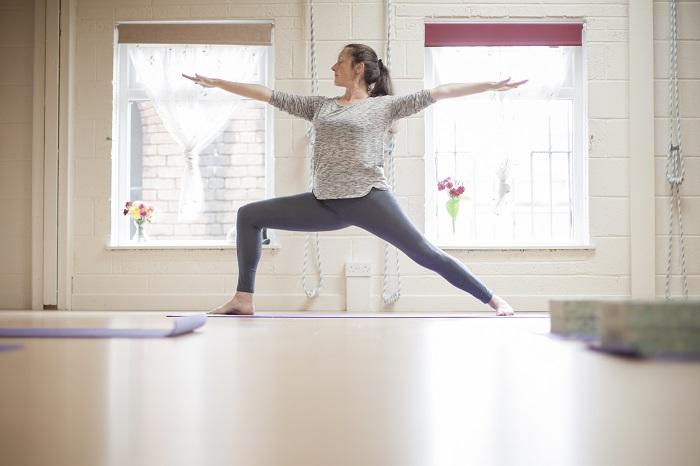 Maitri Studio, Belfast, Iyengar yoga, Claire Ferry
