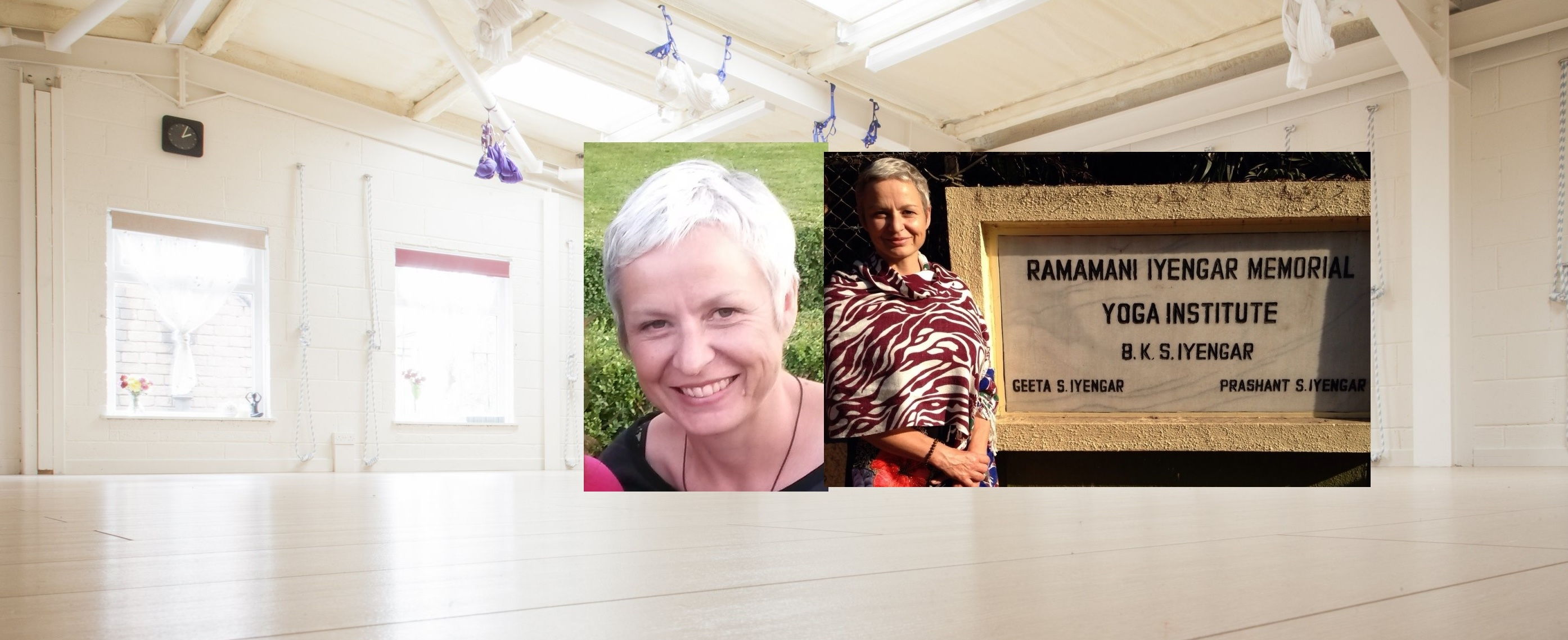 Rachel Lovegrove, Iyengar yoga, Maitri Studio, Belfast, Orange Tree Yoga