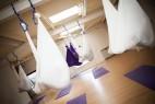 Maitri Studio, Belfast, Sandra Hutchinson, Cocoon Yoga Belfast, aerial yoga