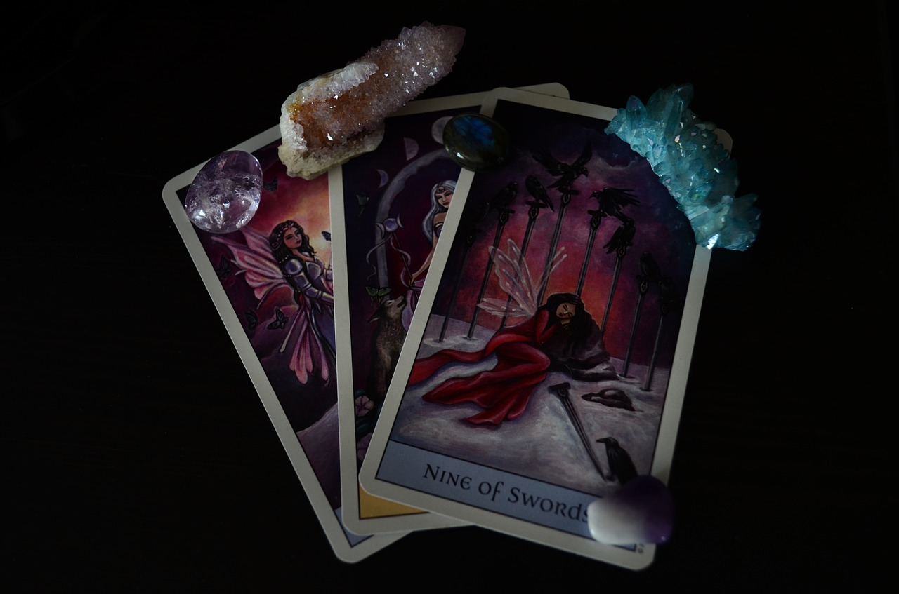 Tarot Course - 8 Week Tarot Course