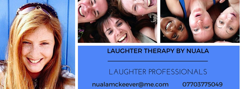 Laughter Therapy by Nuala