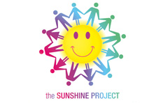 sunshine project training, laughter yoga training, michelle major training