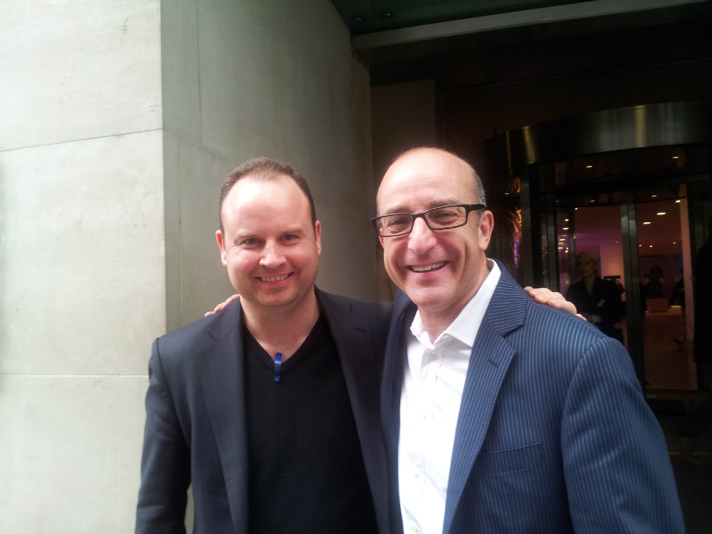 Hypnotherapy Dublin Stephen Travers & Paul McKenna