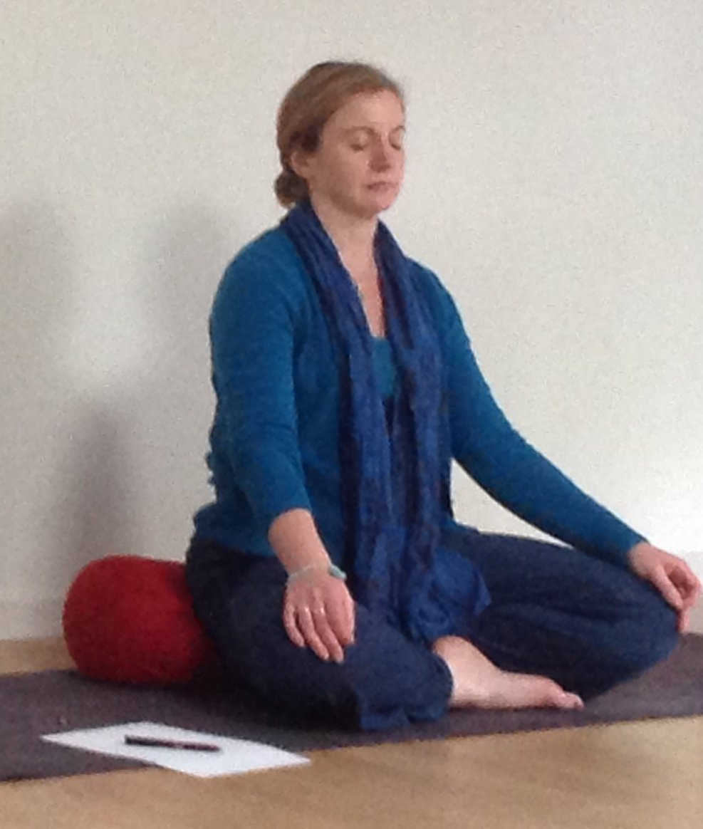 Alison Roberts Yoga Image