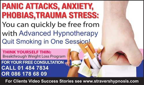 Dublin hypnotherapy