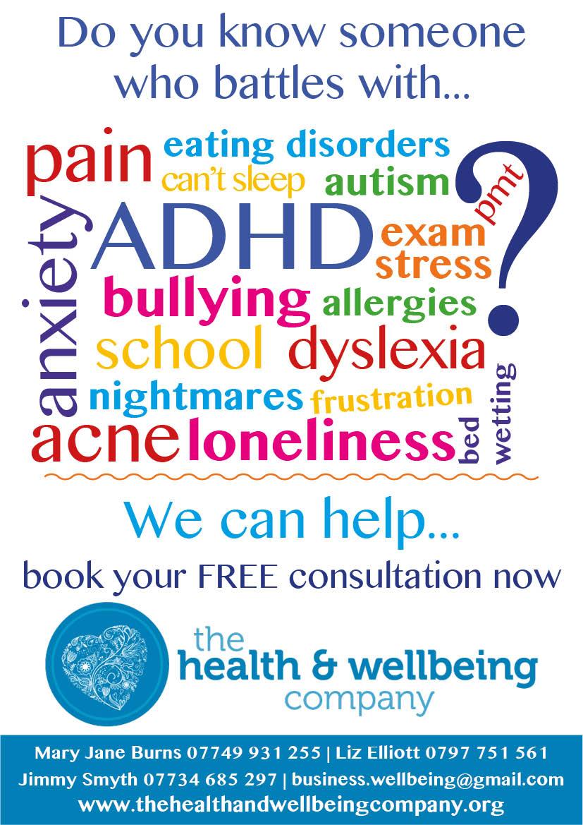 stress ,anxiety ,pain,dyslexia