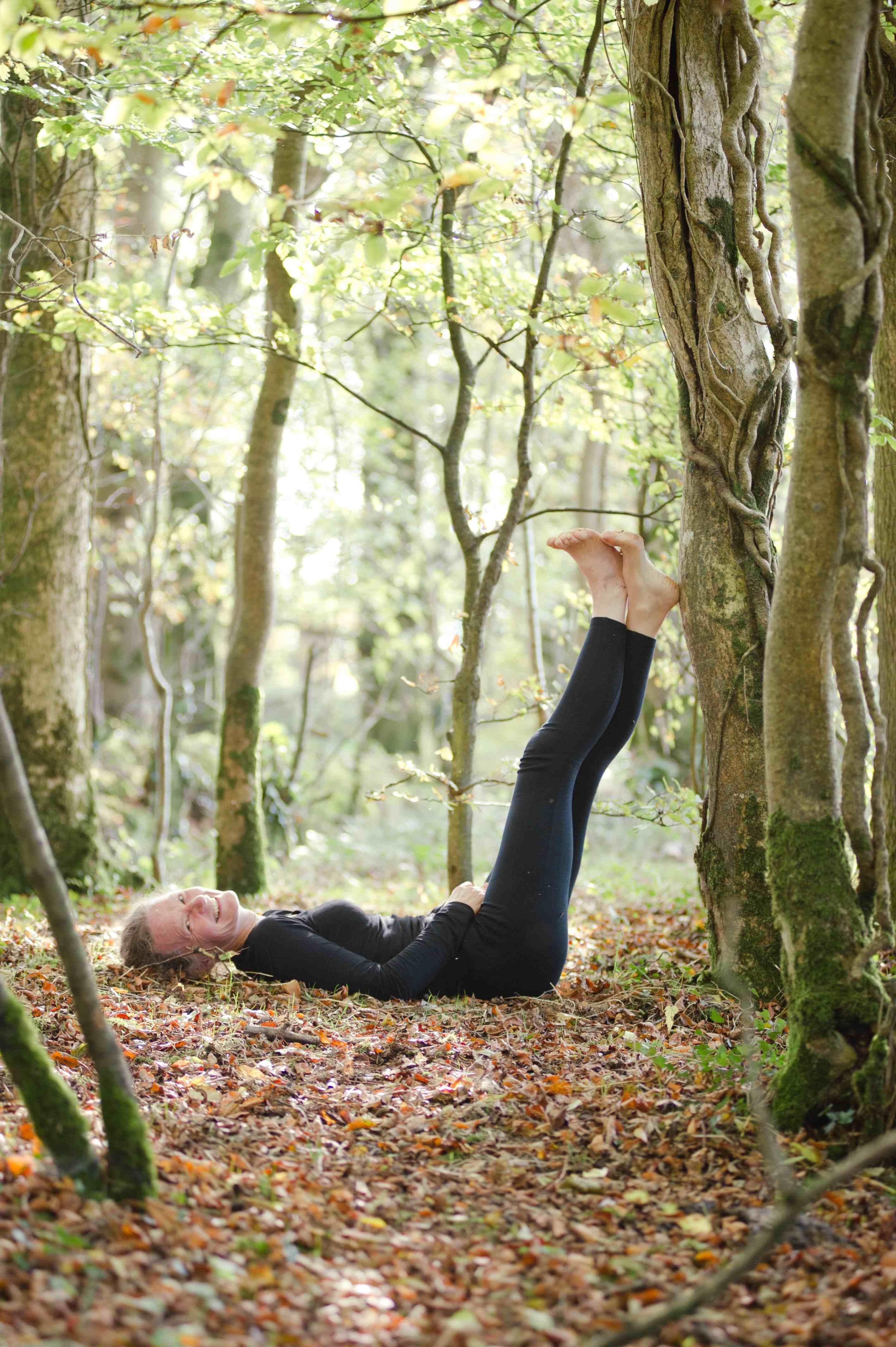 Marella yoga in nature