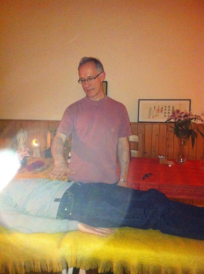 Mark gooding, reiki, aurora holistic centre, northern ireland