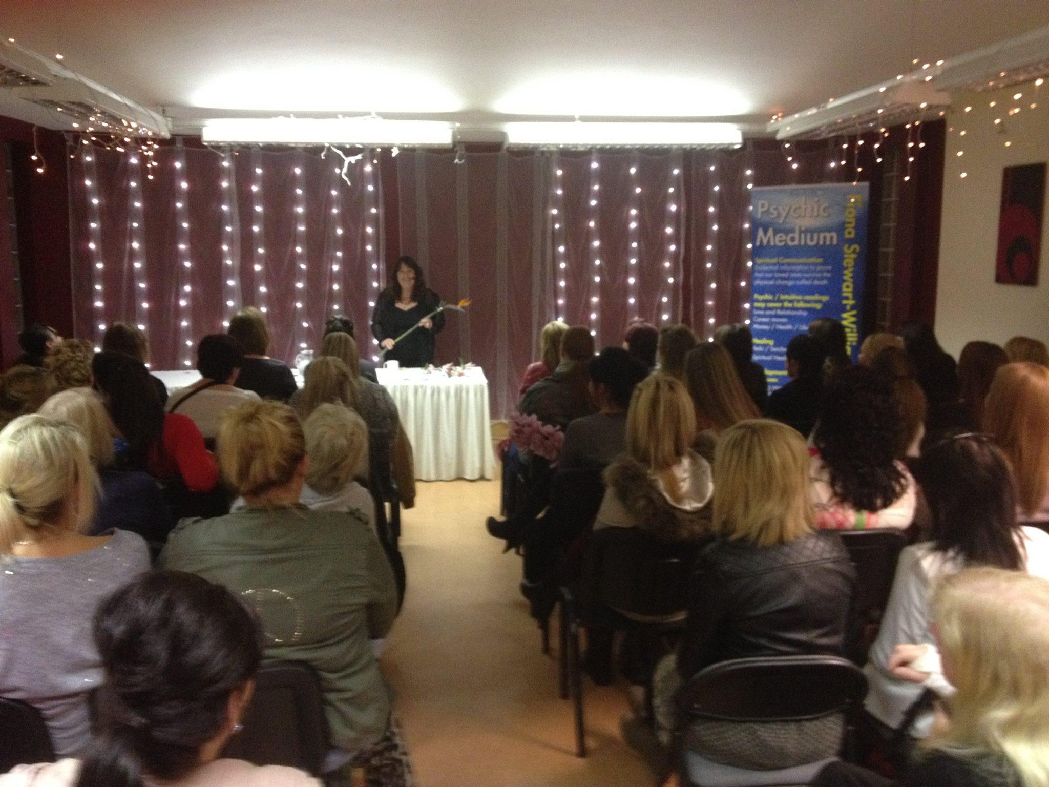 Medium Fiona northern ireland, Fiona spiritualist NI