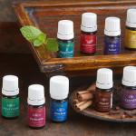 aromatherapy oils , massage , back pain