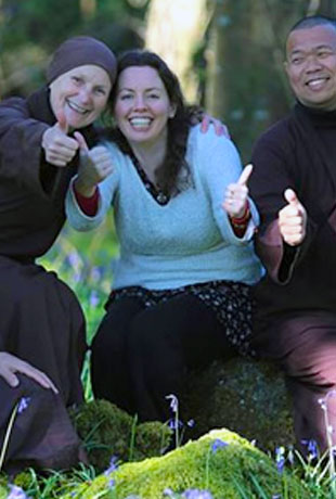 Mindfulness Teacher Bridgeen Rea, Mindfulness Northern Ireland