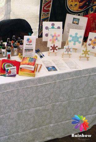 rainbow therapies belfast, colour therapies belfast
