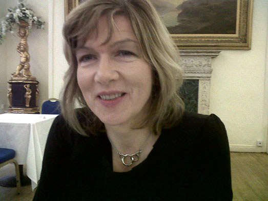 Kate Morrow of Harmony Holistic Healing