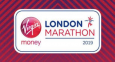 Siobhan provided post race massage for runners at the end of the 26.2 miles London Marathon event 2019