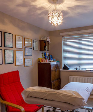 roisin armstrong treatment room