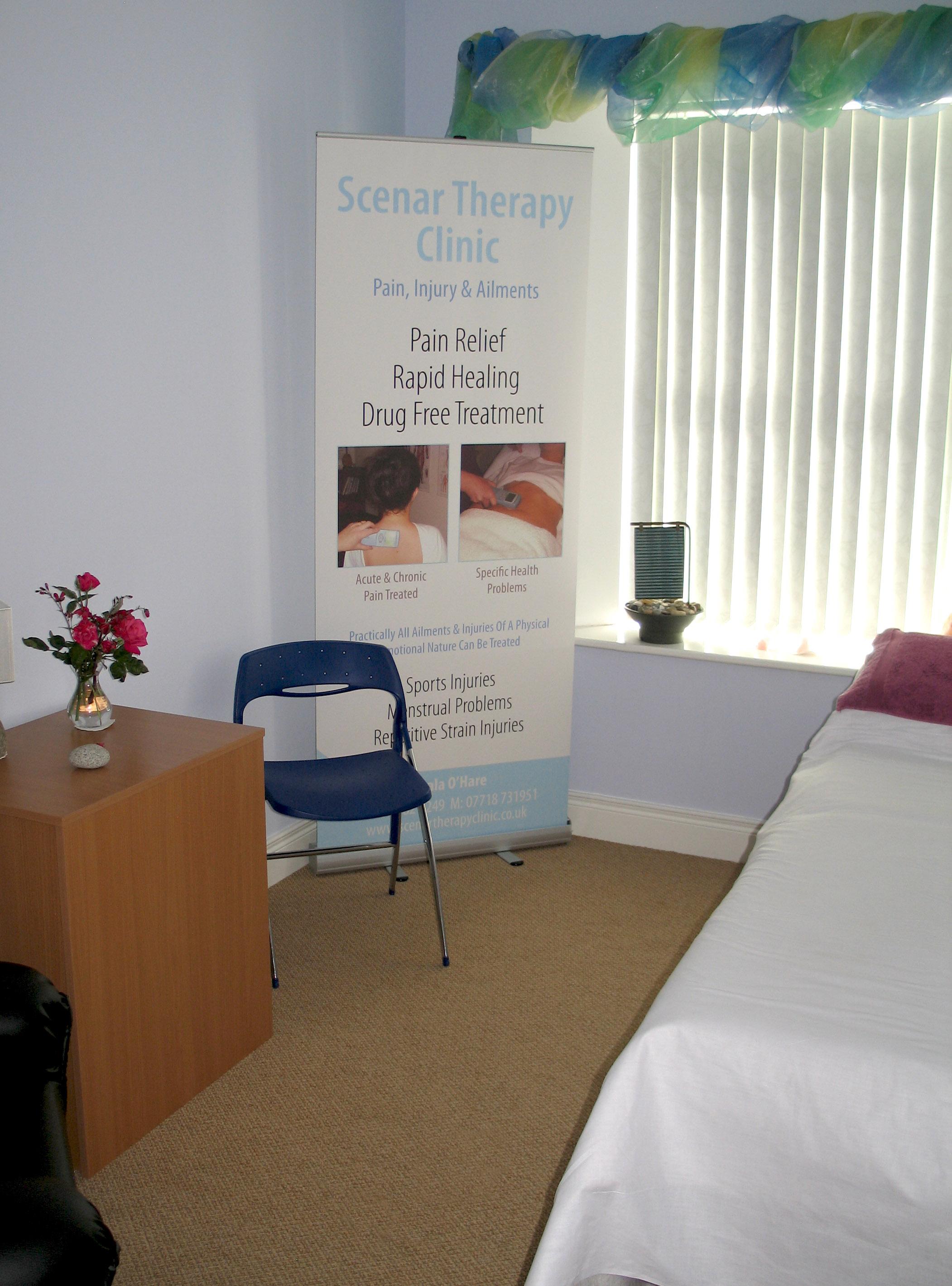 Nuala O'Hare, scenar therapist, scenar therapy clinic, newry, co. down, NI