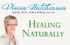 Healing Naturally logo
