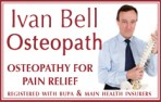 ivan bell osteopath, osteopath, osteopath Northern ireland, hip pain, help with headaches, back pain during pregnancy